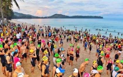 Laguna Phuket Triathlon This November in Phuket, Thailand