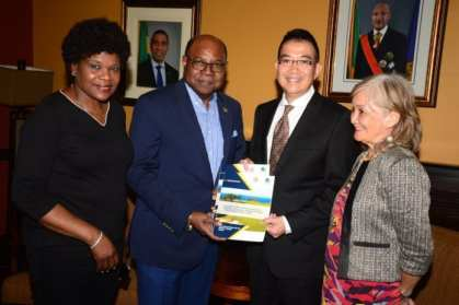 Jamaica invites Thailand to Participate in Global Tourism Resilience and Crisis Management Centre