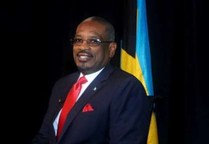 Bahamas PM delivers feature address at SOTIC