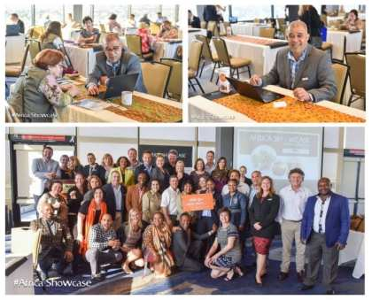 "Seychelles Tourism Board promotes country at ""Africa Showcase"""