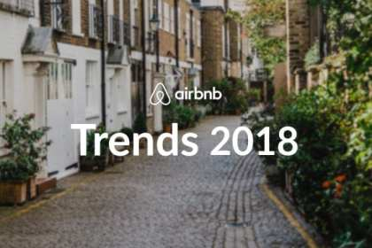 Behind the scenes of Airbnb: The stats & facts 2018