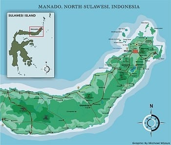 No earthquake and tsunami here: North Sulawesi wants tourists