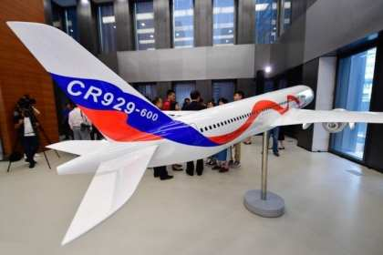 China and Russia to take on Boeing and Airbus with new wide-body jet