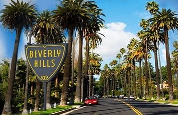 """Beverly Hills named 2018 """"Luxury Destination of the Year – USA"""""""