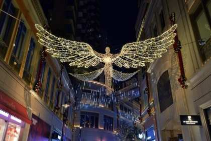 "London's renowned ""The Spirit of Christmas"" lands in Hong Kong"