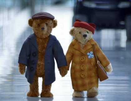 Heathrow: It's Bear-ginning to look a lot like Christmas