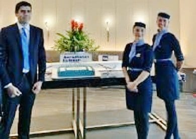 Estelar airline connects Caracas from Rome after 17-year absence