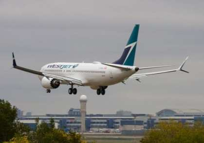 WestJet flies from Halifax to Dublin