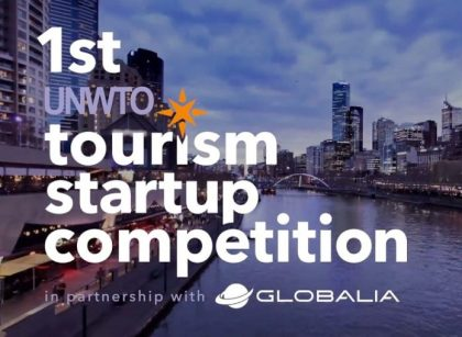 10 finalists announced in 1st UNWTO Tourism Startup Competition
