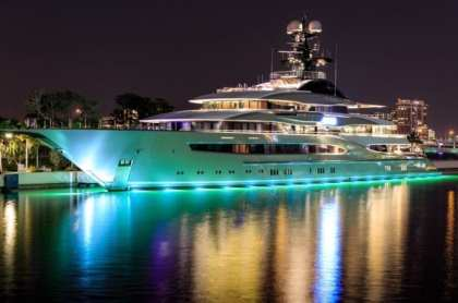 Four Seasons to pop down on KISMET superyacht