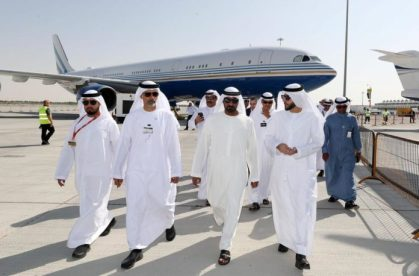 CEO Ahmed of Emirates calls Lions Air B737 MAX crash a snag