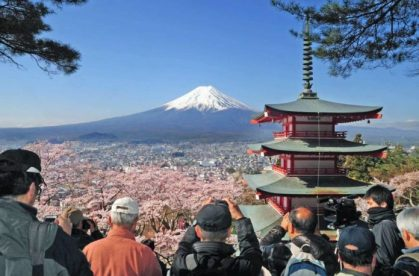 Leaving Japan as a tourist: It will cost you!