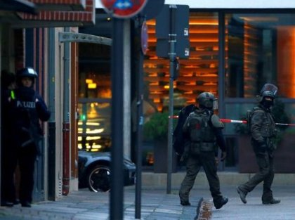Special Forces unit deployed after Cologne train station shooting