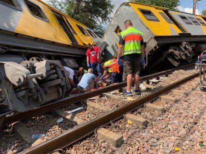 3 killed, 600 hundred injured in horrific Pretoria train collision