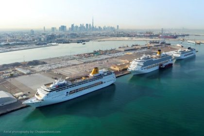 The importance of cruise ship tourism