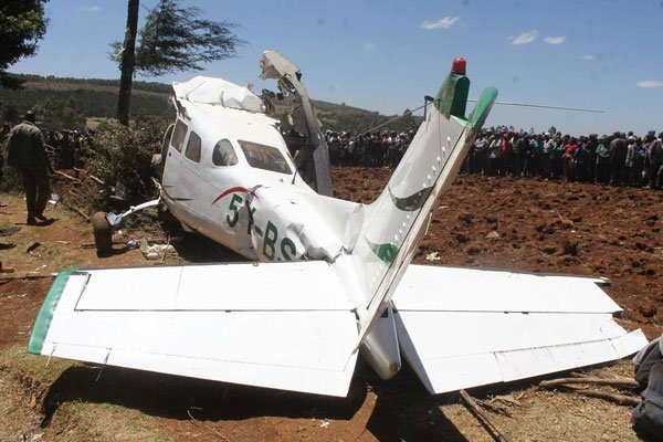 American tourists killed in Kenyan plane crash