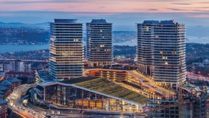 First hotel in Turkey receives five-star rating
