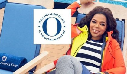 Holland America: O, The Oprah Magazine cruise raised $6M for cancer support