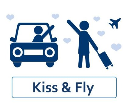 The hidden costs of 'kiss & fly' drop-off lanes at UK airports