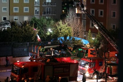 Four killed in Istanbul helicopter crash