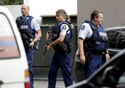 "Double Deadly Terror Attack in New Zealand: ""There is blood everywhere"""