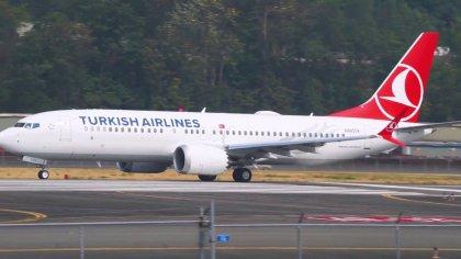 Turkish Airlines halts use of B737 MAX aircraft