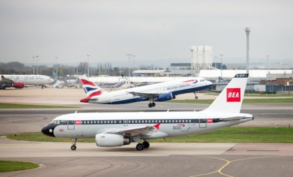 Brexit uncertainty, but LHR is doing well