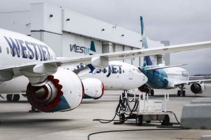 WestJet Airlines to be acquired by Onex