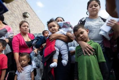 DNA test shows 30% of migrants detained at US border not related to 'their' children