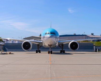 Korean Air receives 200th Boeing aircraft
