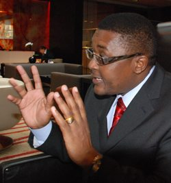 Is Zimbabwe planning to kidnap former Zimbabwe Tourism Minister Mzembi in South Africa?