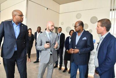 Minister Bartlett: New AC Marriott Hotel to improve Kingston City tourism