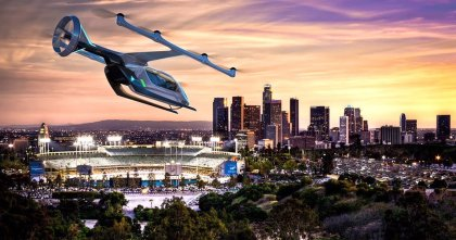 Uber is bringing flying taxis to Melbourne next year