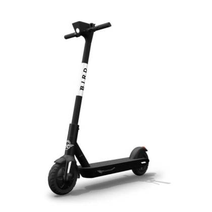 Bird shared electric scooter program launches in Chicago