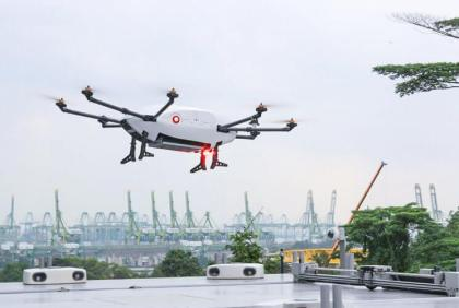Airbus and the Hauts-de-France region team up for drone deliveries