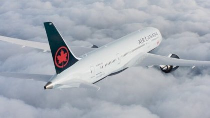 Air Canada named Best Airline in North America for third straight year