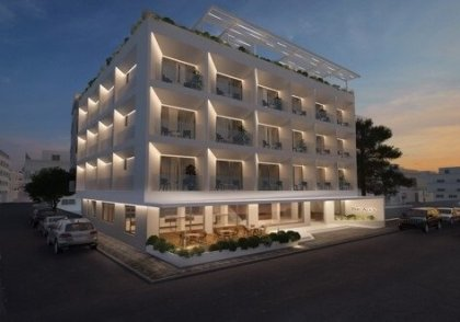 The Alex: New hotel opens on the Athens Riviera