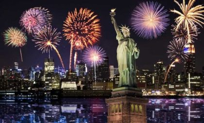 2019's best places to celebrate 4th of July revealed