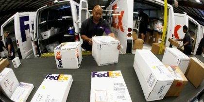 'Unreasonable burden': FedEx sues US government over request to police Huawei shipments