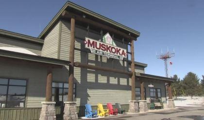 Government of Canada designates Muskoka Airport