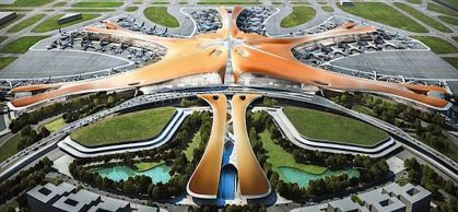 New Beijing airport will be world's largest with 100 million passengers by 2040