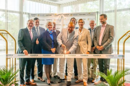 Cambria Hotels opens new hotel in Charleston