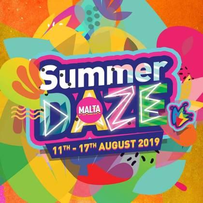 Summer Daze Malta set for another iconic Music Festival
