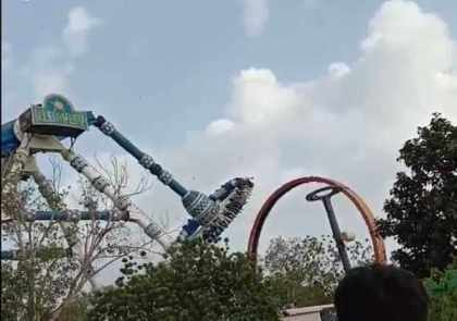 Two visitors killed, 27 injured in Indian amusement park ride disaster