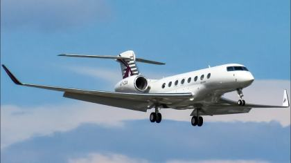 Qatar Executive breaks world circumnavigation speed record on Gulfstream G650ER