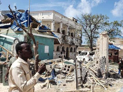 26 killed, over 30 wounded in Somali hotel terror attack