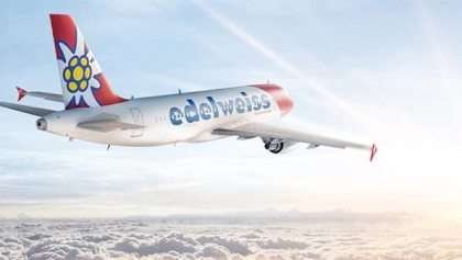 Edelweiss Air allows passengers to offset their CO2 emissions every time they fly