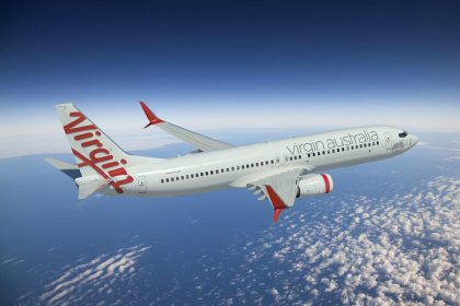 What Virgin Australia Airlines did to their Boeing 737-800 aircrafts?