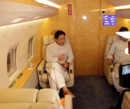 Pakistani PM's plane makes emergency landing in New York's JFK airport