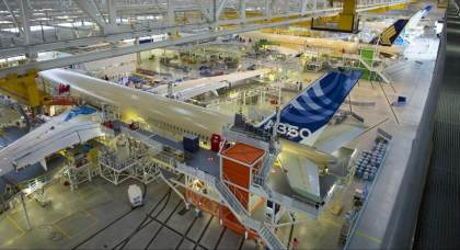 Airbus: Business boomed in August